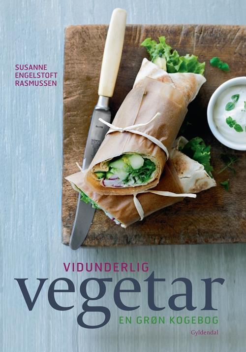 vidunderlig vegetar bog