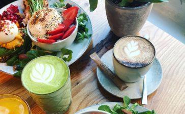 Cafe baryl morgenmadstallerken